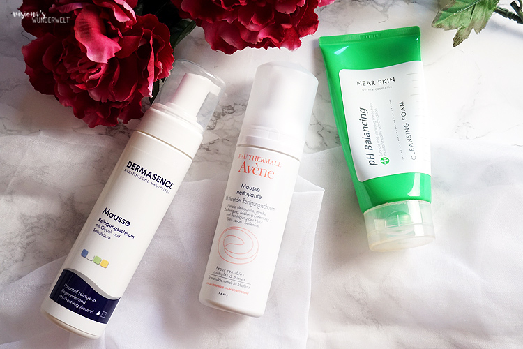 Frühling Skin Care Tipps Milde Reinigung