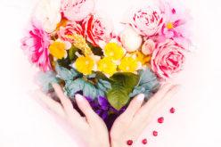 Frühling Skin Care Tipps