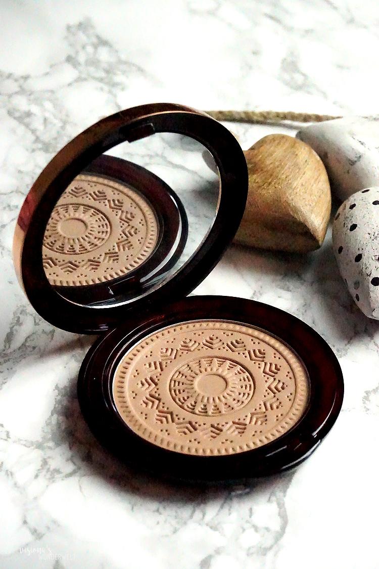 Bronzer für helle Haut Artdeco Bronzing Powder 2 desert earth