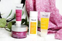 Erste Erfahrungen mit Murad Cosmetics