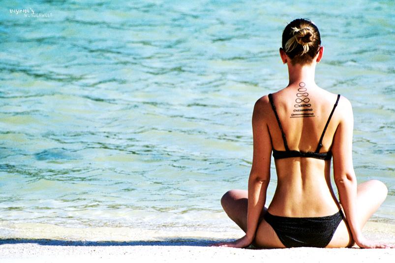 Yoga Skin für den sommerlichen Beach Glow Look