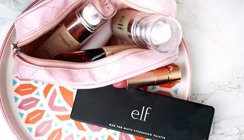 Drogerie Makeup Neuzugänge von L'Oreal, elf und essence