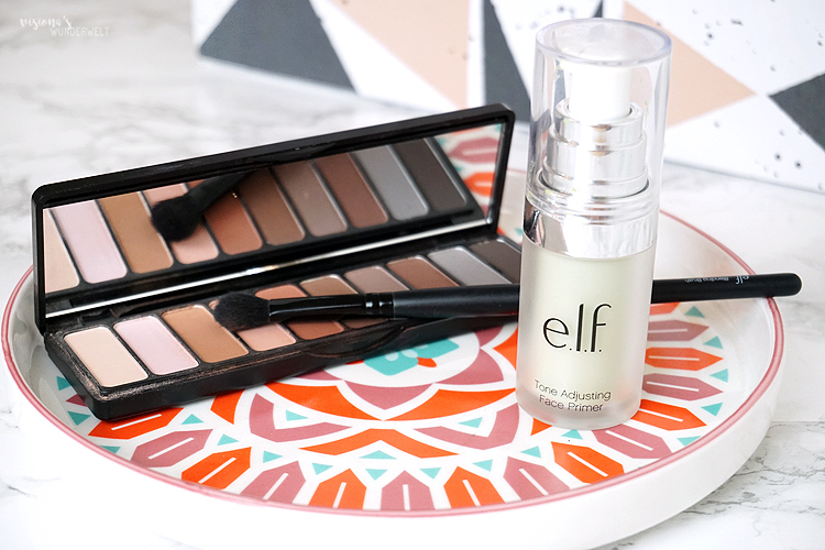 Reveiws zu meinen Drogerie Makeup Neuzugängen im ersten Halbjahr 2019 elf cosmetics