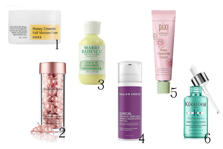 Skin Care Fakten über Ceramide in der Hautpflege wishlist