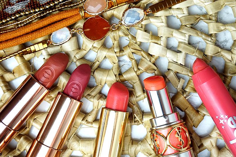 Themenwoche liebste Lippenprodukte für den Sommer