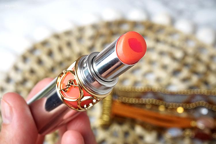 Themenwoche liebste Lippenprodukte für den Sommer YSL Volupte Tint In Balm