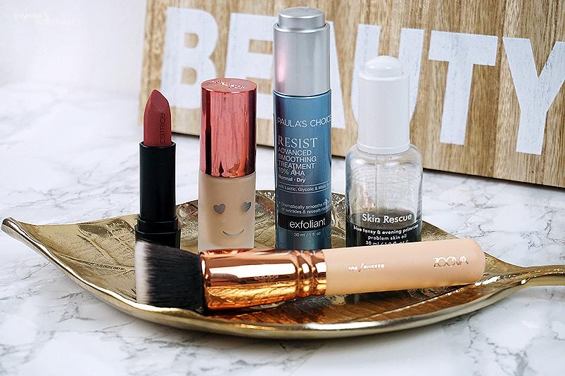 Meine liebsten Beauty Marken Beauty Blog Themenwoche Blogparade