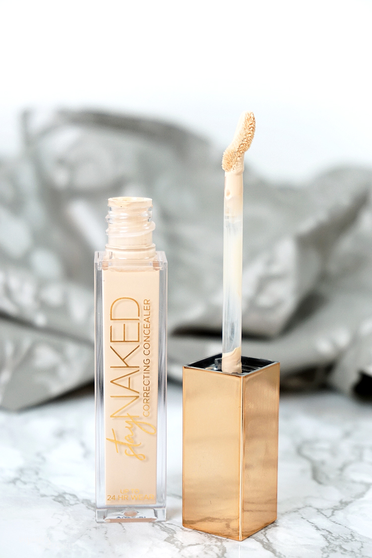 Urban Decay Stay Naked Concealer 10NN Review