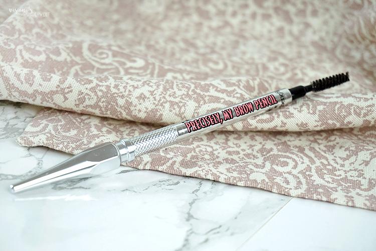 Ride or Die Makeup Produkte Augenbrauenstift benefit precisely my brow pencil