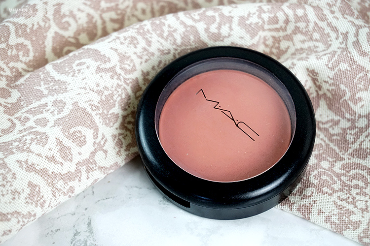 Ride or Die Makeup Produkte Blush Mac Melba