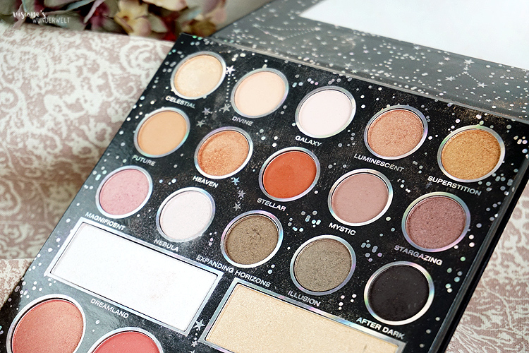 Ride or Die Makeup Produkte Lidschattenpalette Catrice Made for Stars