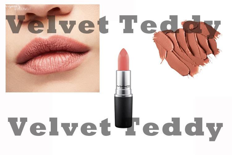Ride or Die Makeup Produkte Lippenstift MAC Velvet Teddy