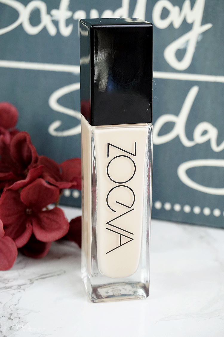 Zoeva Authentik Skin Foundation 010N AGlow