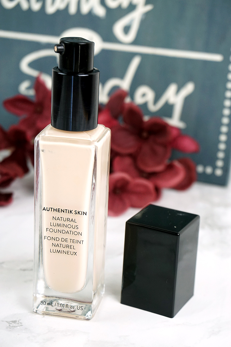 Zoeva Authentik Skin Foundation