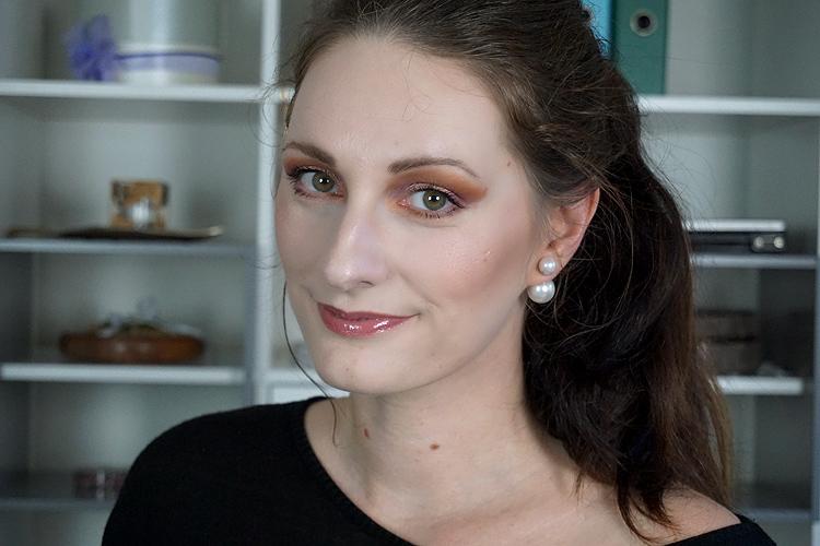 Erfahrungen mit der Zoeva Authentik Skin Foundation Tragebilder
