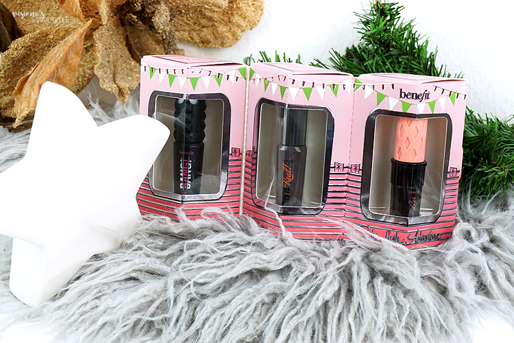 beauty weihnachtsgeschenke beauty blogger themenwoche Mascara Collection von Benefit