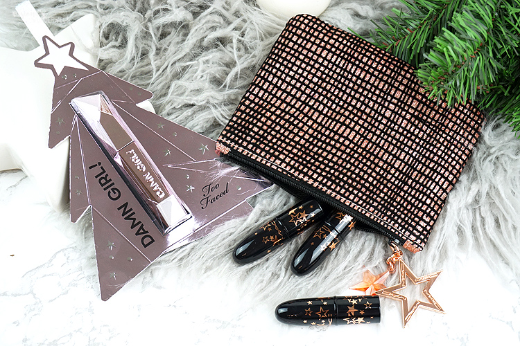 holiday edition von mac und too faced