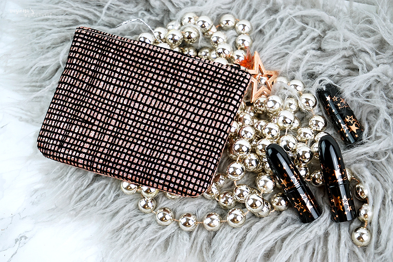 Beauty Blogger Adventkalender Gewinnspiel MAC Lucky Stars Lipstick Kit