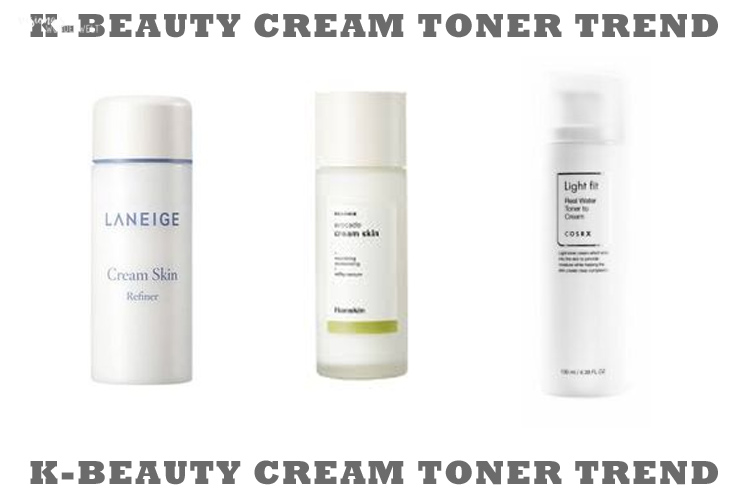 Skincare Trends 2020 K-Beauty Cream Skin
