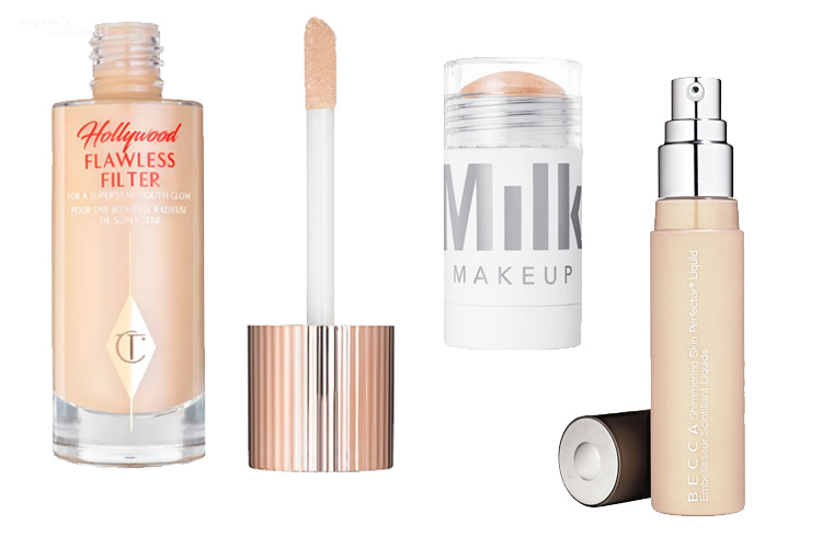 Makeup Trends 2020 Subtiler Glow Highlighter