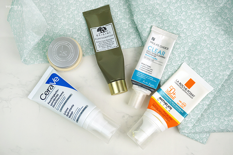 skincare favoriten 2019