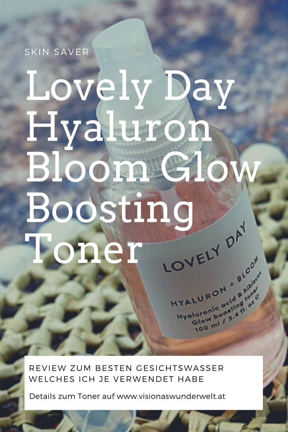 Skin Care Clean Beauty Lovely Day Toner Review