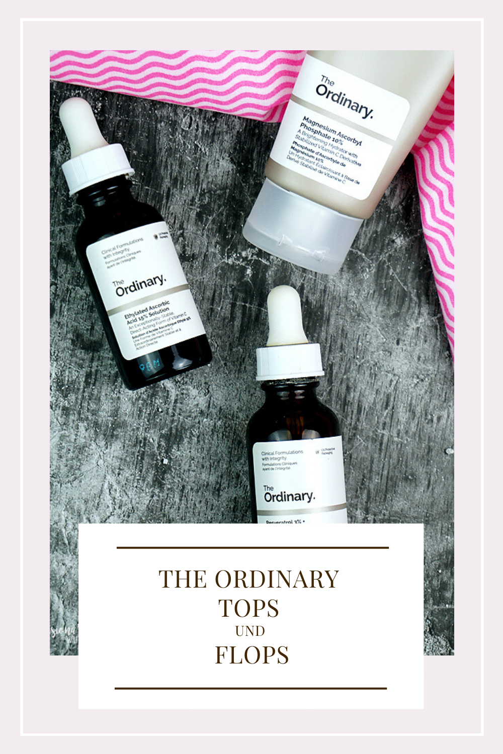 the ordinary skincare products top und flops