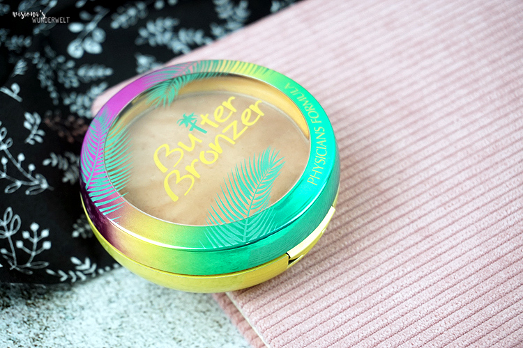 Makeup Favorit 2019 physiciansFormular Butter Bronzer