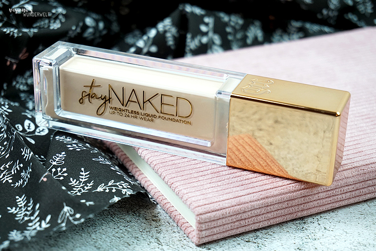 Lieblingsfoundation aus 2019 Urban Decay Stay Naked