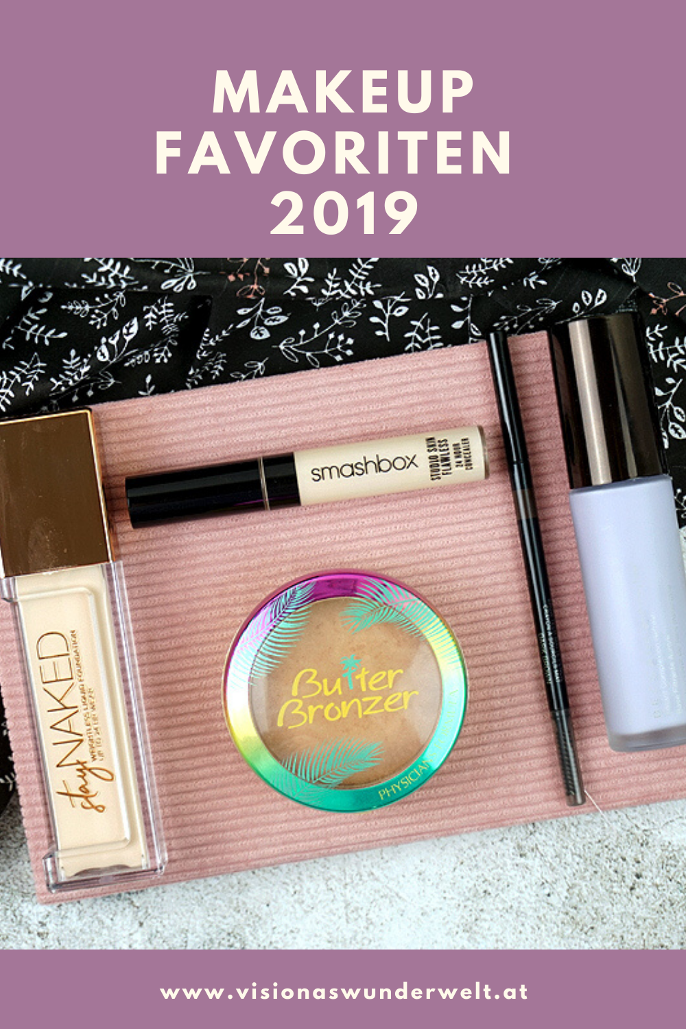 Pinterest makeup favoriten 2019