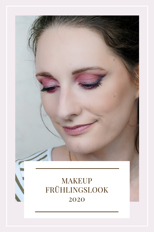 Pinterest Makeup Frühlingslook 2020 Full Face