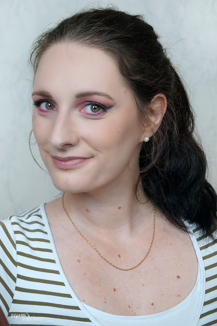 Full Face Makeup Frühlingslook