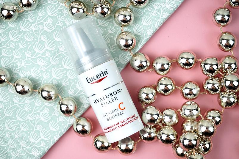 Eucerin Hyaluron Filler Vitamin C Booster Erfahrungsbericht