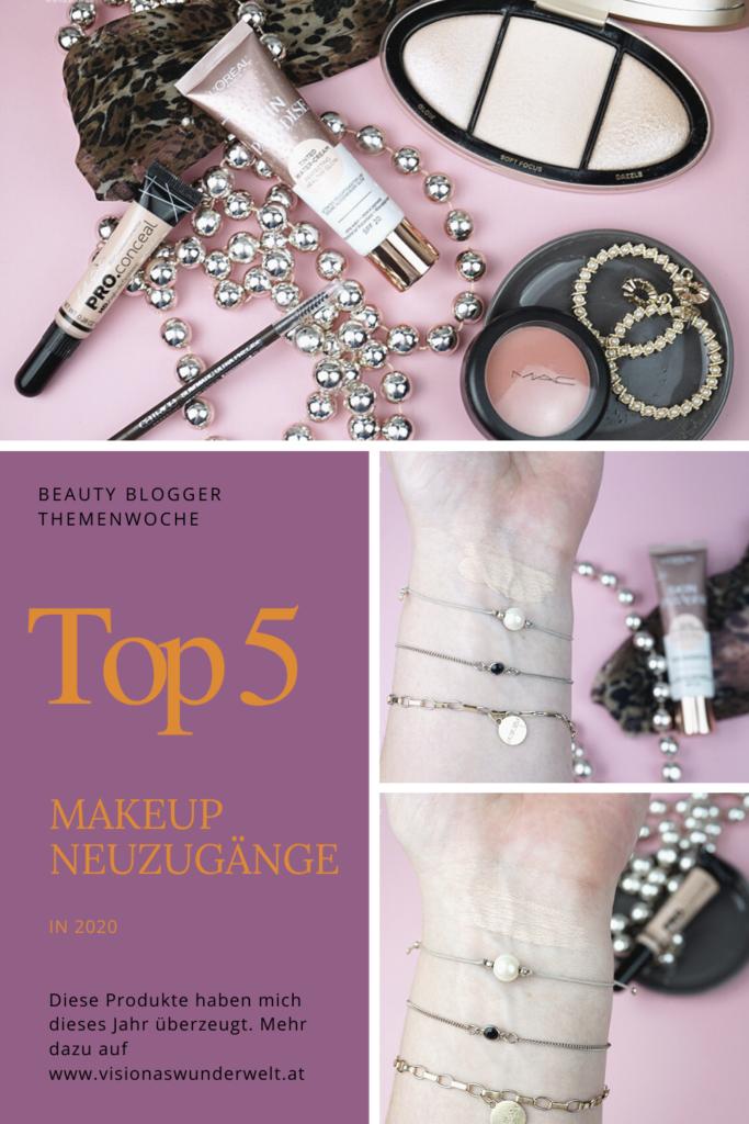 Meine Top 5 Makeup Neuzugänge in 2020