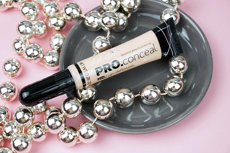 Makeup Neuzugang la girl pro concealer in buff