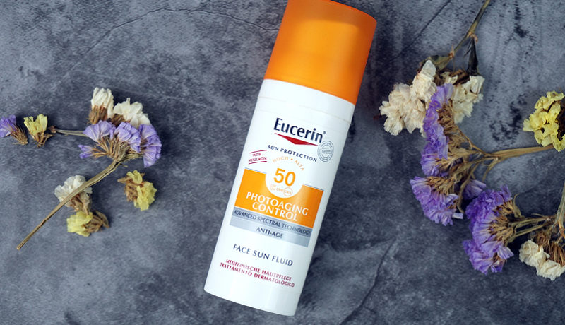 Mein Eindruck zum Eucerin  Face Sun Fluid