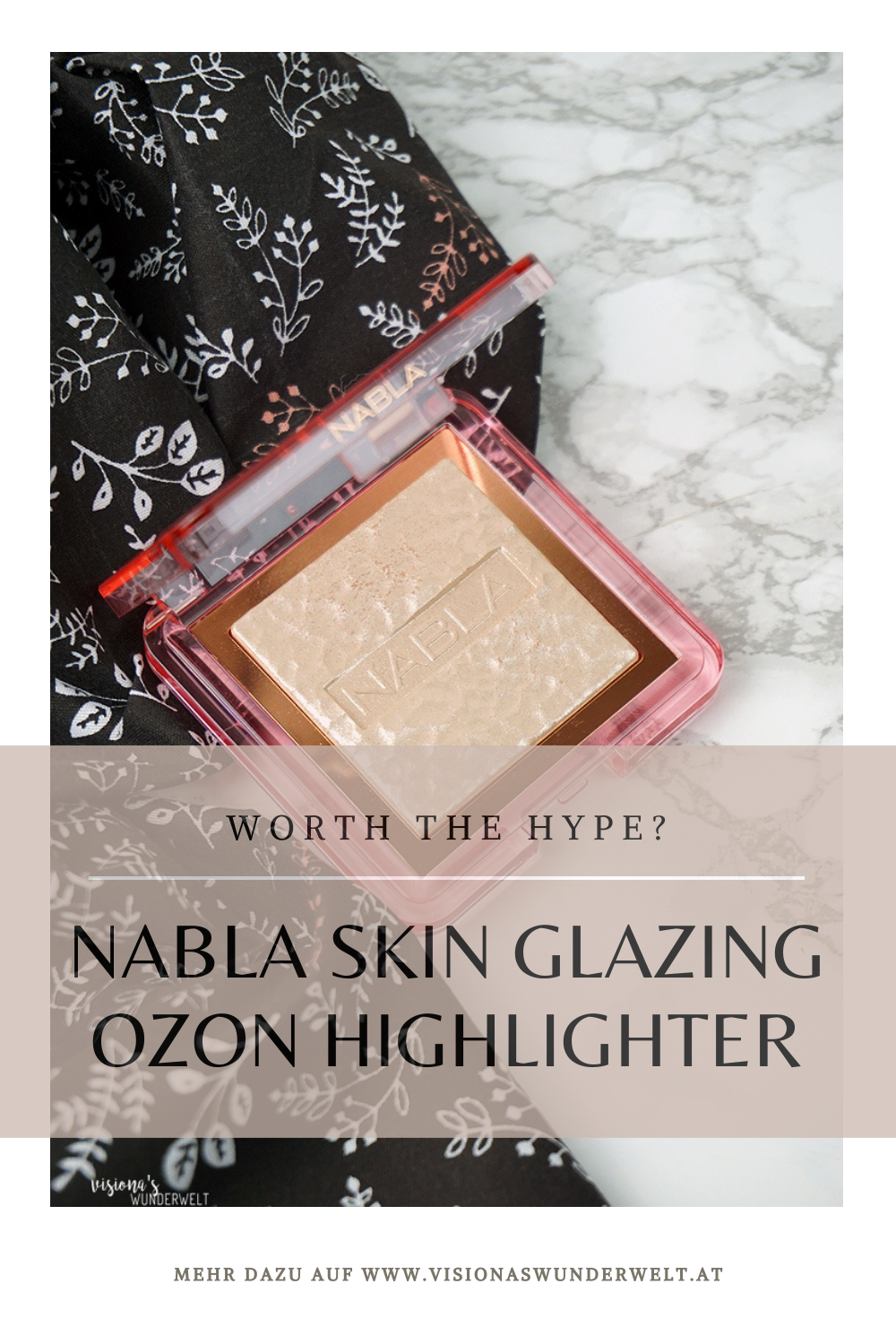 nabla cosmetics review skin glazing ozon highligher dreamy creamy liquid lipstick eve